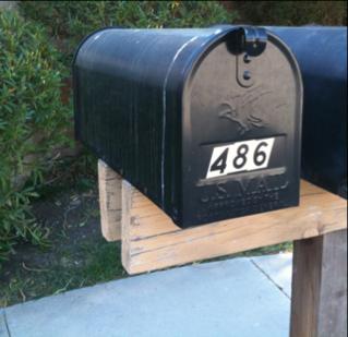 An Ordinary Mailbox
