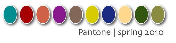 PantoneSpring2010